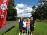 Tommy, Beth, Maud och Olle