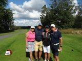 Evy, Stig, Monica och Kjell