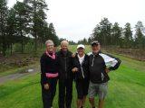 Birgitta, Ted, Birgitta och Enar