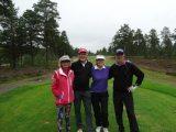 Maud, Rolf, Tina och Tommy