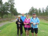 Ingrid, Henry, Birgit och Roger
