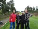 Stefan, Annette, Mona och Svante