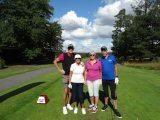 Lars, Monica, Gunilla och Hans