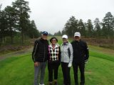 Jan, Sif, Monica och Lars-Olov
