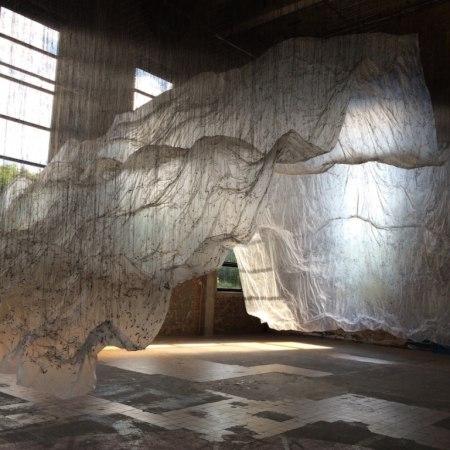 Bild på Yasuaki Onishis skulptur