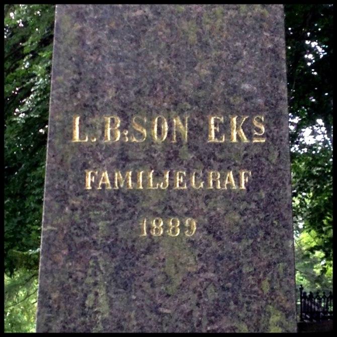 L. B:son Ek