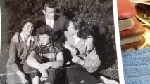 vänner Kalmar 1949