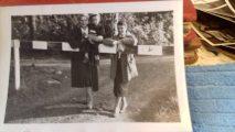 mamma, min bror, jag, Kallhäll