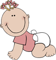 http://www.clker.com/cliparts/d/2/f/0/119710418211160581papapishu_Baby_girl_crawling.svg.med.png