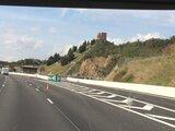 Spanien, franska gränsen