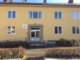Skolbyggnad med administration