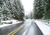 Powerbank på vinterroadtrip