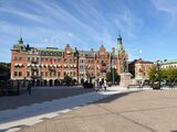 Gamla byggnader i Sundsvall