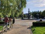 Fina parker i Sundsvall