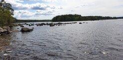 Stenar o vatten