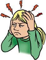 Bildresultat för ont i huvudet