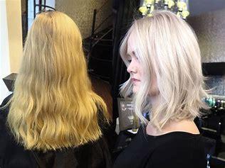 Bildresultat för färga håret före och efter