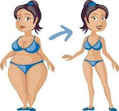 Bildresultat för tjock blir smal