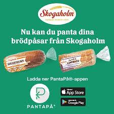 Panta din plastpåse - Skogaholm - Godast tillsammans