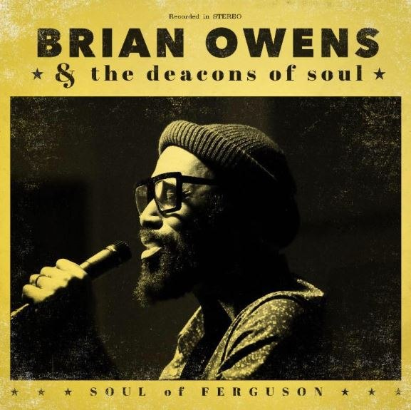 Brian Owens album cover