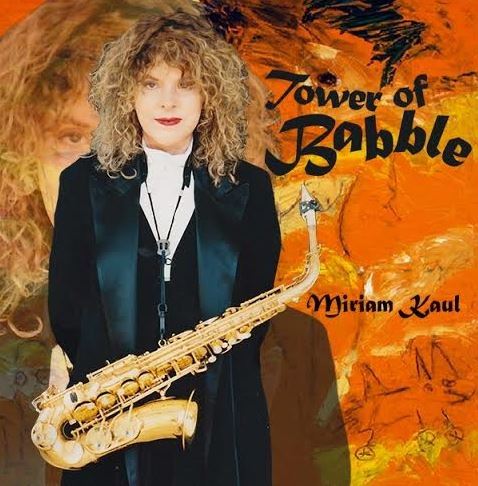 Miriam Kaul's album cover