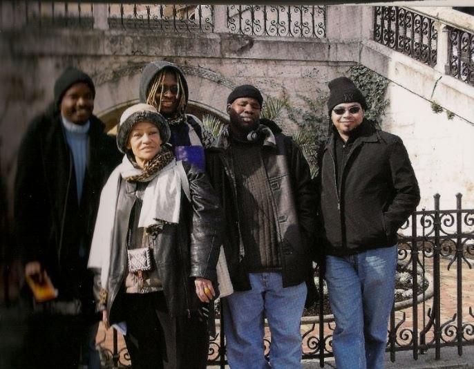 T.M. Stevens, Mfa Kera and band
