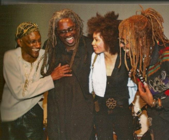 Bernie Worrell, DeWayne 'Blackbyrd' McKnight, Cindy Blackman-Santana, T.M. Stevens