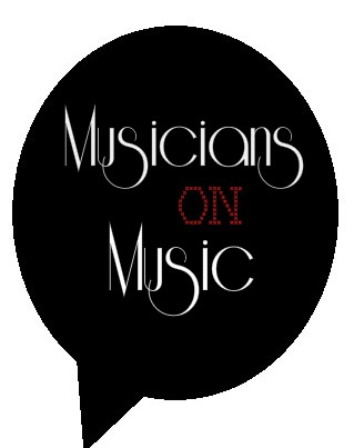 logo for Musicians' Corner, Musicians On Music