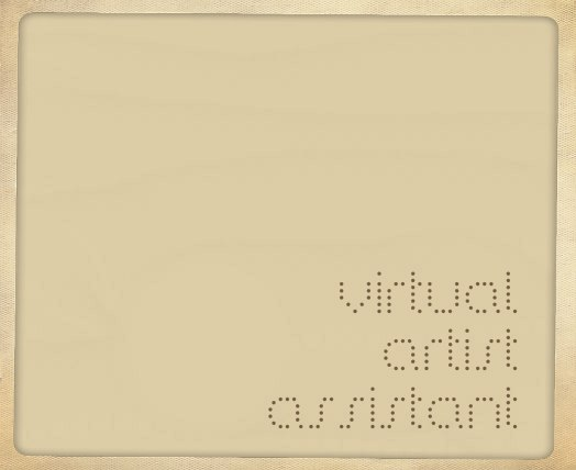 the Virtual Artist Assistant at Musicians' Corner